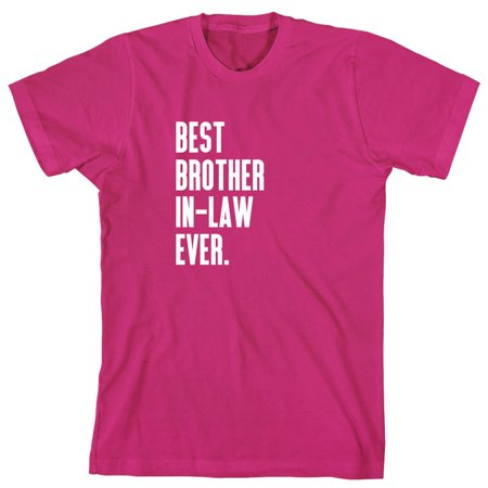 Best Brother-In-Law Ever Men's Shirt - ID: 652