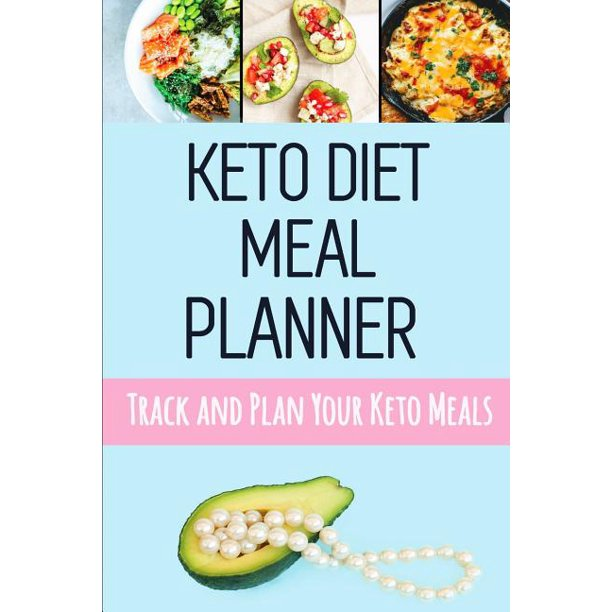 Keto Diet Meal Planner : Low Carb Meal Planner for Weight ...