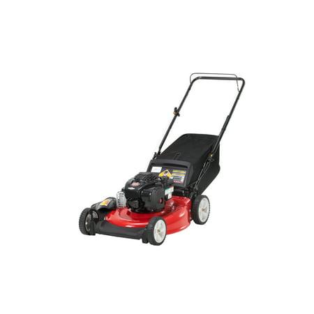 Yard Machines 3-in-1 Gas Push Mower 140cc