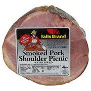 Fall's Brand Smoked Pork Shoulder Picnic, 2.5 - 3.5 lbs
