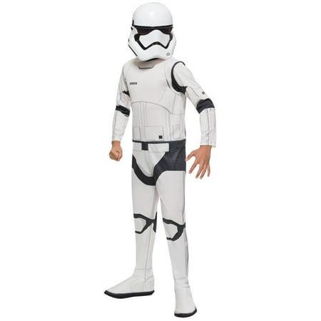 Morris Costumes RU620088SM Stormtrooper Episode 7 Child Costume, Small