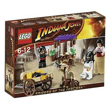 - LEGO Indiana Jones Ambush in Cairo Set #7195