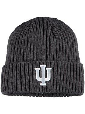 Indiana Hoosiers New Era Toddler Core Classic Cuffed Knit Hat - Gray - OSFA