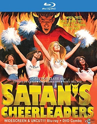 Satan's Cheerleaders (Blu-ray + DVD) by