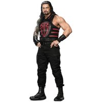 Advanced Graphics 2576 75 x 32 in. Roman Reigns - WWE Wall Decal