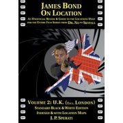James Bond on Location Volume 2 : U.K. (Excluding London) Standard Edition