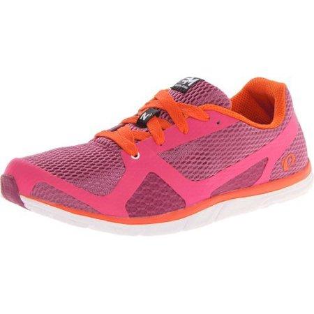Pearl Izumi EM Road N 0 Rasberry Rose  White Running, Cross Training Womens Athletic Shoes Size 10.5 New
