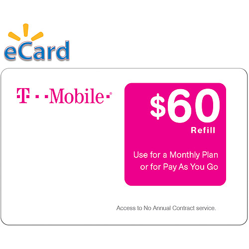 T-Mobile ® Refill Featured Monthly Plans. Use your phone the way you want with a plan that fits your life T-Mobile Top-up. Get the talk and text you need, right when you need it. Add data as you go. All Simply Prepaid™ Monthly Plans Include. All Prepaid Pay As You Go Plans Include. Keep your.