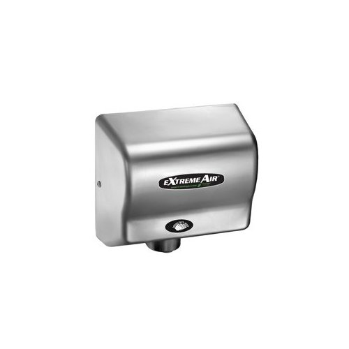 American Dryer EXT Series 540W Max Hand Dryer in Satin Chrome