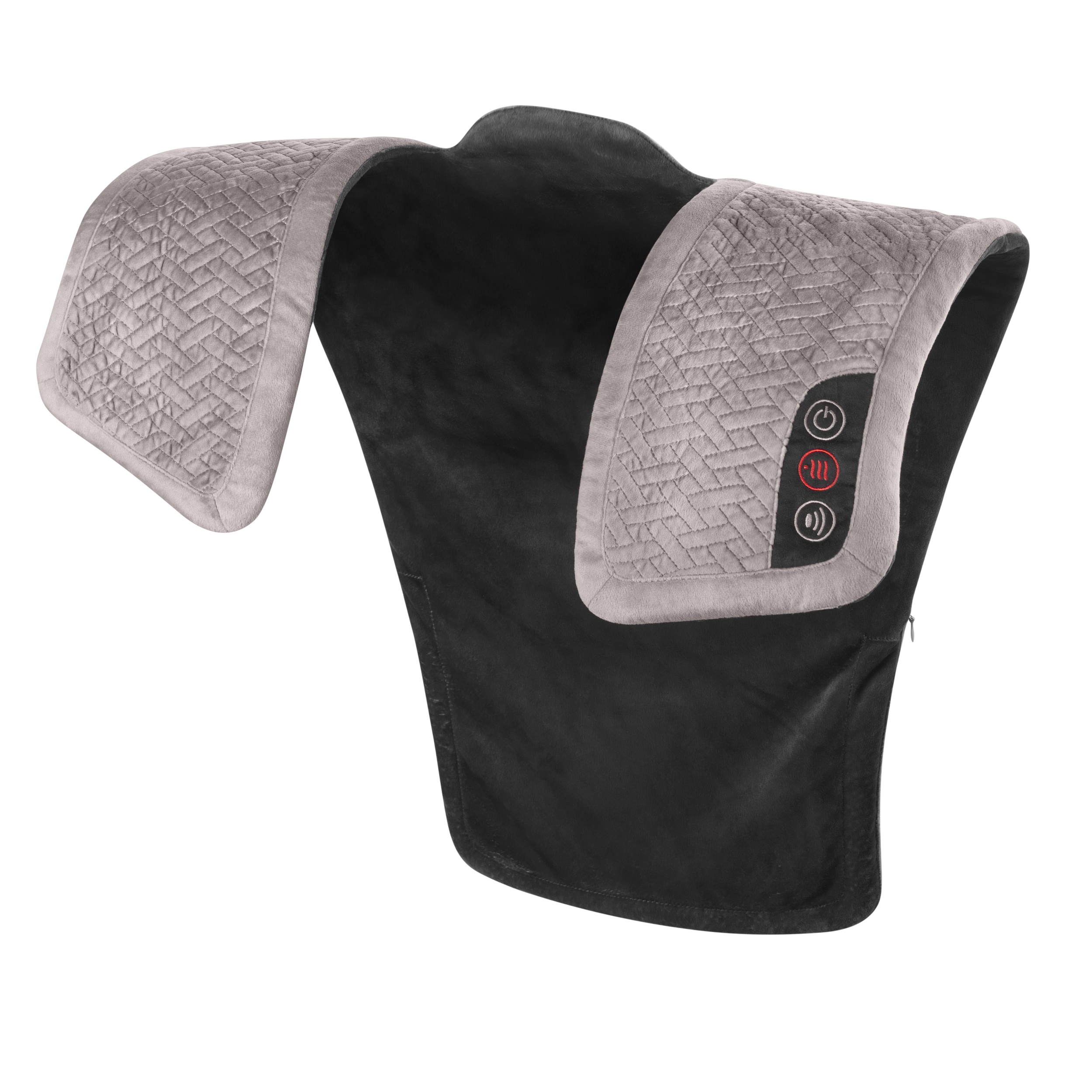 HoMedics Comfort Pro Elite Massaging Vibration Wrap With Heat, NMS-450H
