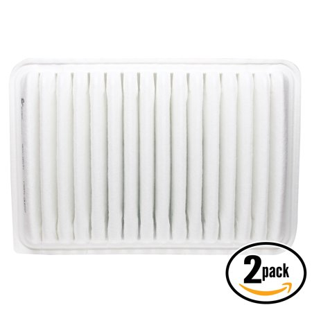 2-Pack Replacement Engine Air Filter for 2011 Toyota Venza L4 2.7 Car/Automotive - Rigid Panel Filter, ACA-10171 - image 1 de 1