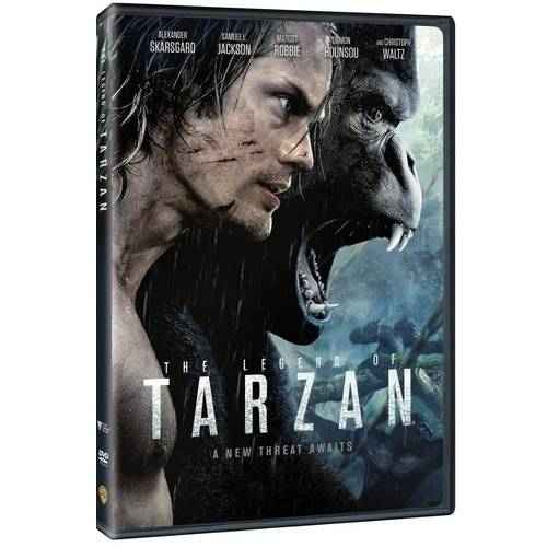 The Legend Of Tarzan (Widescreen)