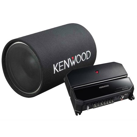 Kenwood KAC-5207 500-Watt 2-Channel Class AB Amp (Kenwood Amp 4 Ohm)