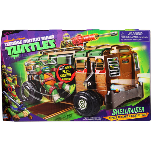 Teenage Mutant Ninja Turtles Shellraiser
