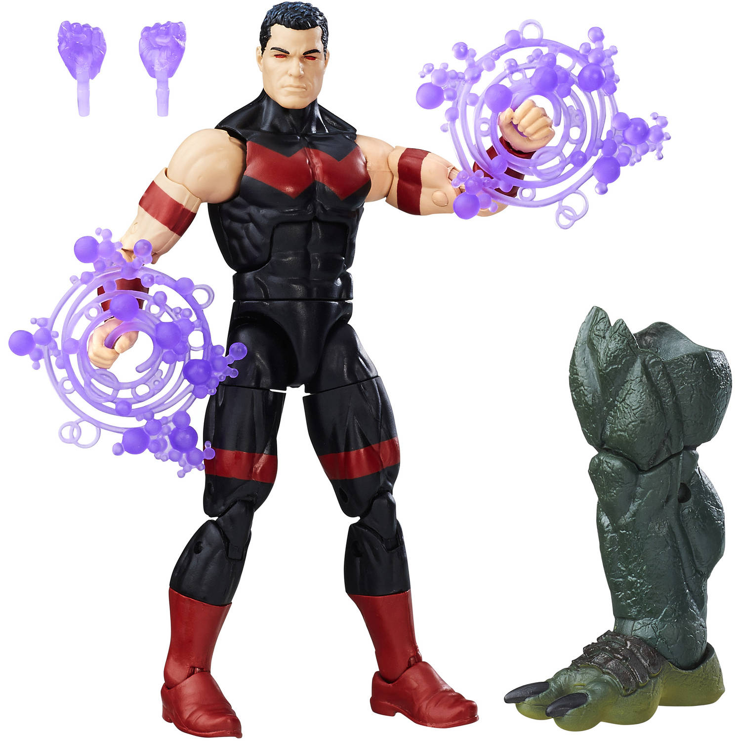 "Marvel 6"" Legends Series Energized Emissaries: Marvel's Wonder Man"