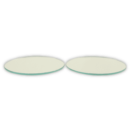 3 inch Small Round Craft Mirrors 2 Pieces Also Mirror Mosaic