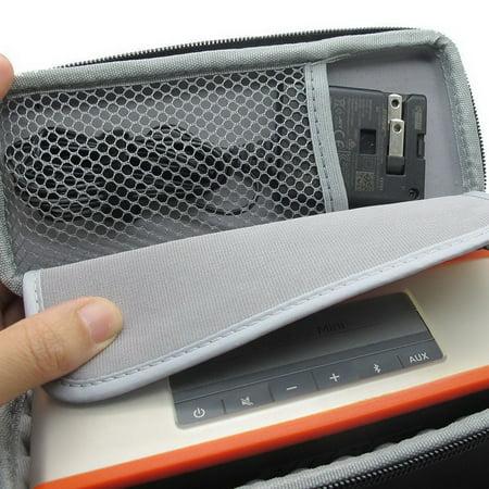 EVA Semi-hard Portable Carry Travel Storage Case Cover For Soundlink Mini Wireless Bluetooth Speaker - image 7 of 10