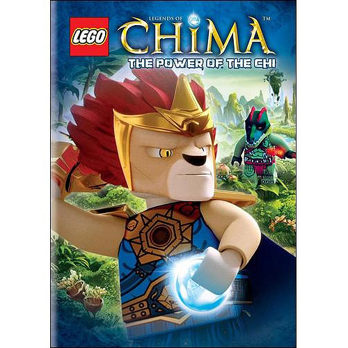 Lego: Legends Of Chima: The Power Of The Chi