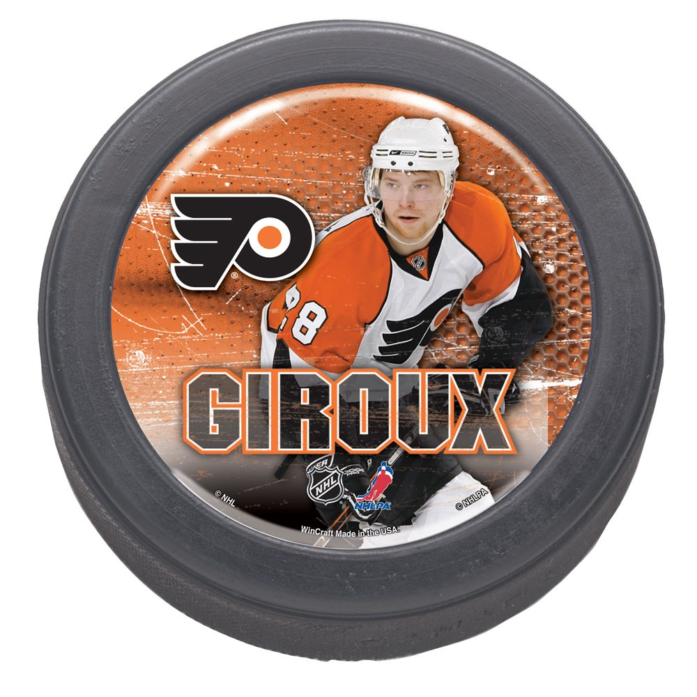 Philadelphia Flyers Official NHL Official Size Hockey Puck by Wincraft