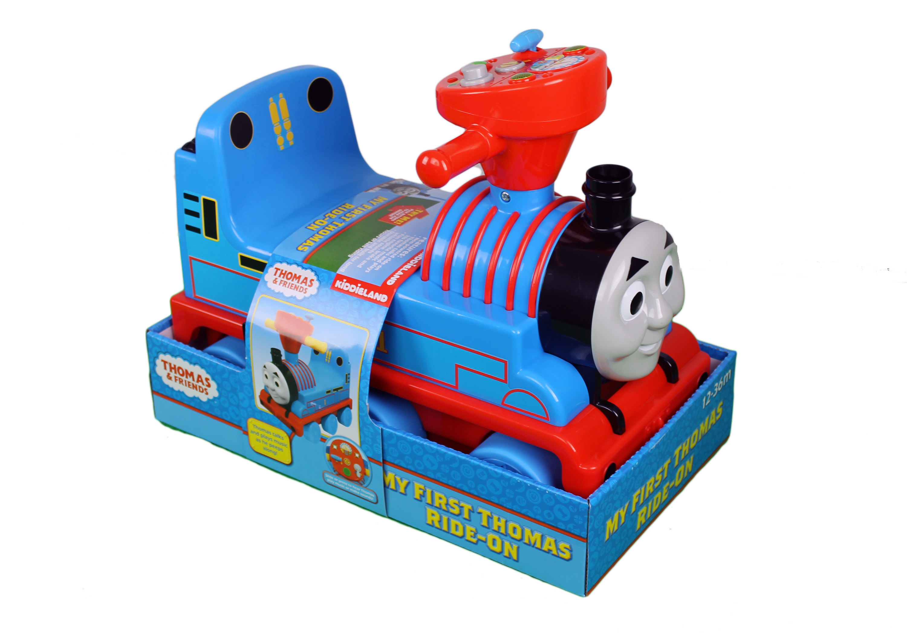 Kid land Thomas and Friends My First Thomas Activity Ride