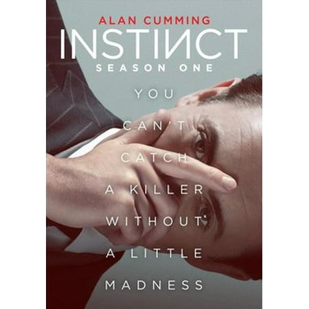 Instinct: Season One (DVD) ()