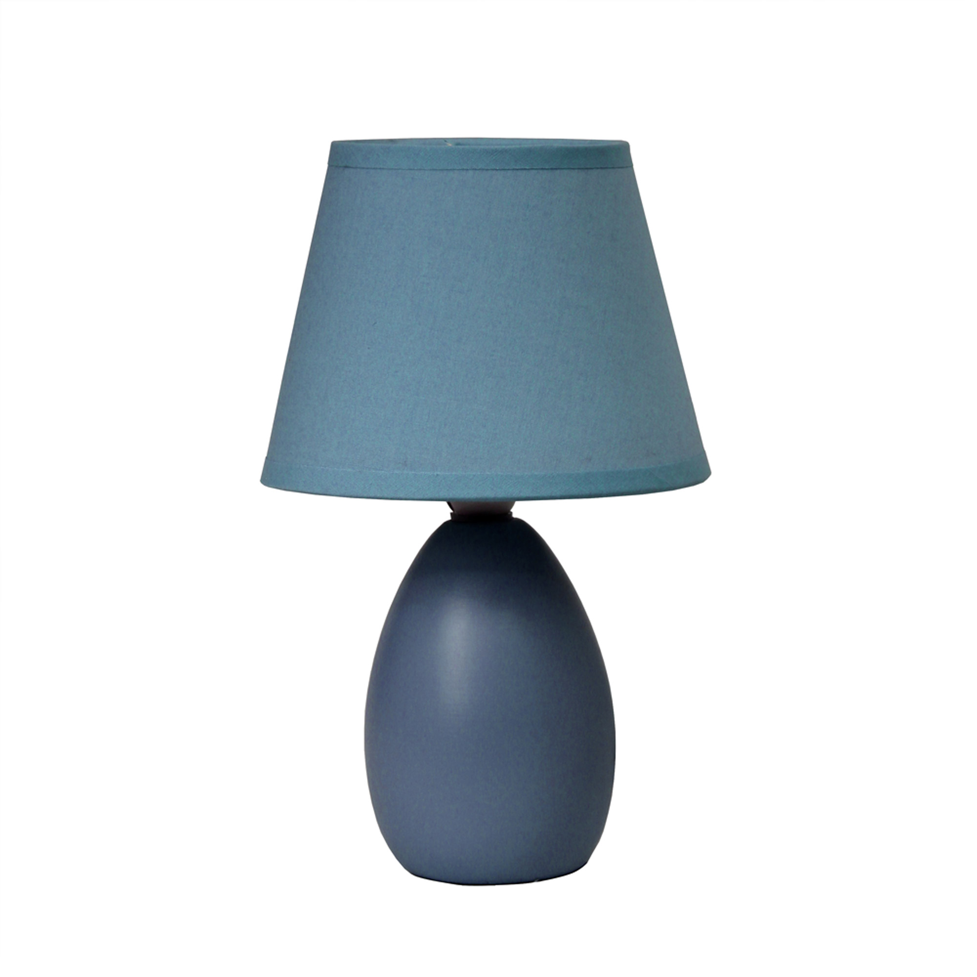 Pretty Walmart Table Lamps Fresh Cylindrical White Linen Hardback ...