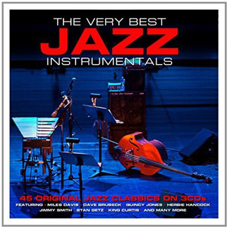Very Best of Jazz Instrumentals (CD)