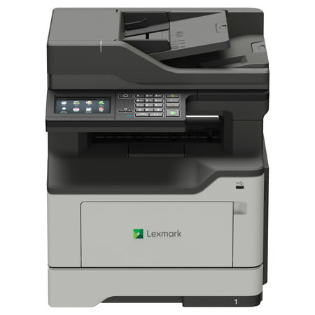 Multifunction Wall Scanner - Lexmark MX421ade Mono Multifunction Laser Printer - Copy, Fax, Scan