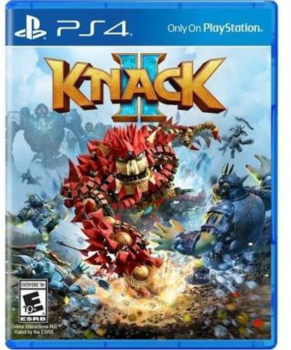 Knack 2, Sony, PlayStation 4, 711719505433