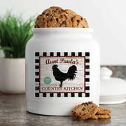 Personalized Jar - Country Kitchen Treat Jar