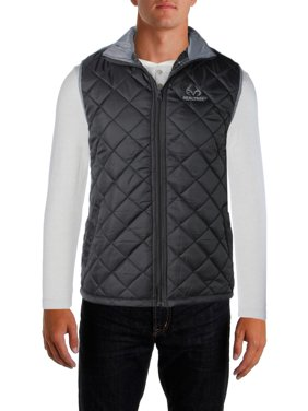 c752257b36c Product Image Realtree Mens Quilted Water Resistant Outerwear Vest