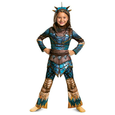 Halloween How to Train Your Dragon Astrid Classic Child (Women's Dragon Costume)