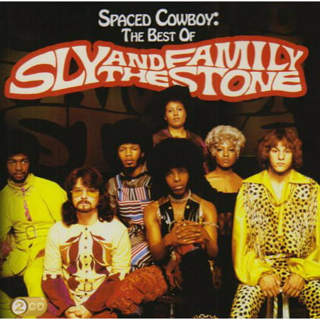 Spaced Cowboy: Best Of Sly and Family Stone (CD) (Best Of Sly And The Family Stone)