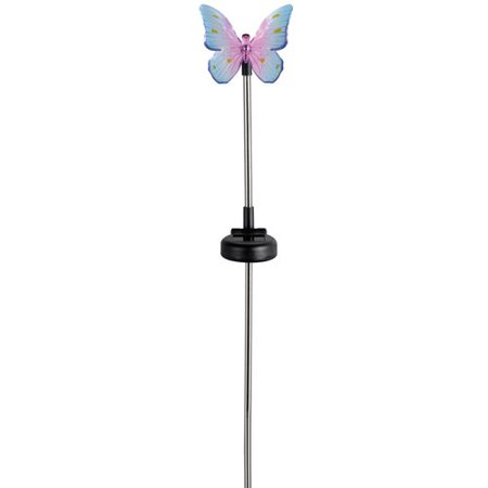westinghouse solar led decorative light butterfly colored acrylic light wa. Black Bedroom Furniture Sets. Home Design Ideas