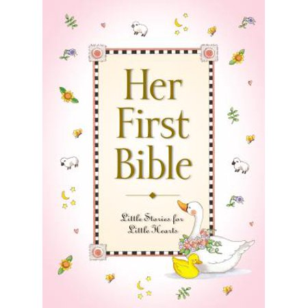 Her First Bible (Hardcover) - Bible Based Games For Halloween
