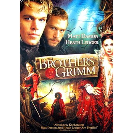 The Brothers Grimm (DVD) (The Heath Brothers)