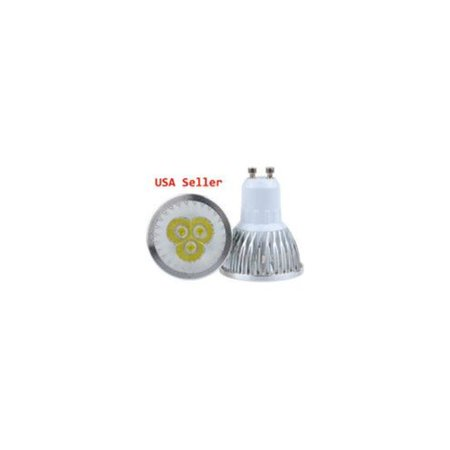 Salt Lamp Bulb Led : Ddi Salt & Light Dimmable LED Spotlight 6W GU10 Track Light 450LM Bulb - Walmart.com