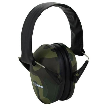 Camo Ear Muff Hearing Protection ()