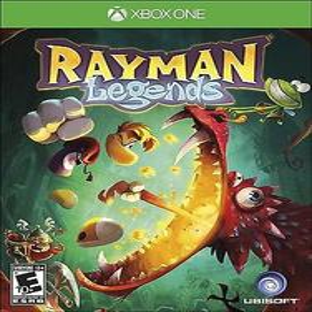 Ubisoft Rayman Legends Xbox One (Rayman Legends Best Version)