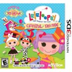 Lalaloopsy Carnival Of Friends (Nintendo 3DS) - Pre-Owned