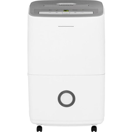 Frigidaire 70 Pint Dehumidifier W  Effortless Humidity Control  White