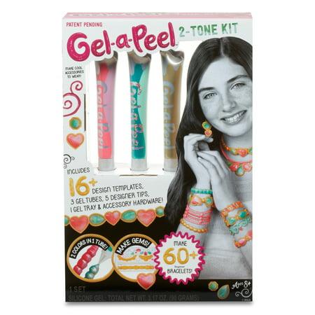 - Gel-a-Peel Accessory 3 pk Kit- 2-Tone