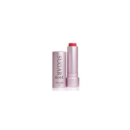 (fresh sugar rose tinted lip treatment spf 15 (half size))