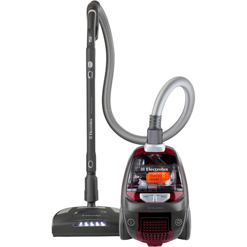 electrolux ultraactive deepclean bagless canister vacuum el4300b - Panasonic Canister Vacuum