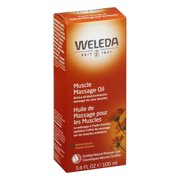 Weleda  Muscle Massage Oil  Arnica Extracts  3 4 fl oz  100 ml