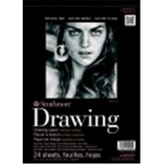 Strathmore Versatile Drawing Pad - 80 Lbs. - 14 x 17 in. - 24 Sheets, Cream