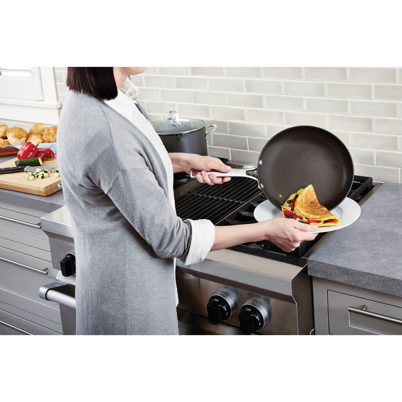 d8656d3878b Calphalon Classic Nonstick 12-Piece Cookware Set - Walmart.com