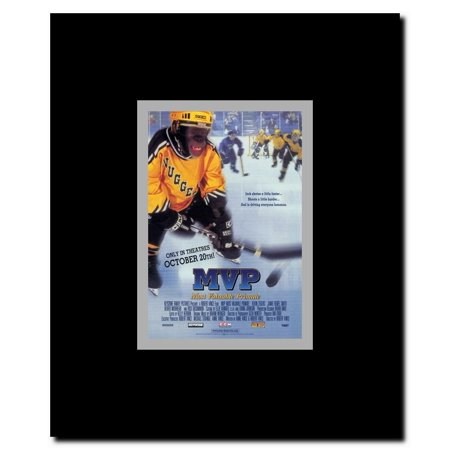 MVP (Most Valuable Primate) Framed Movie Poster