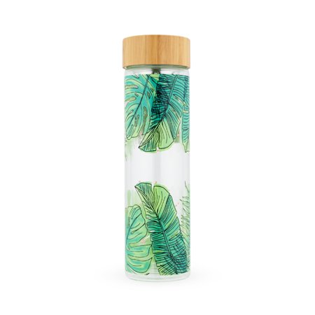 Blair™ Tropical Glass Travel Infuser Mug