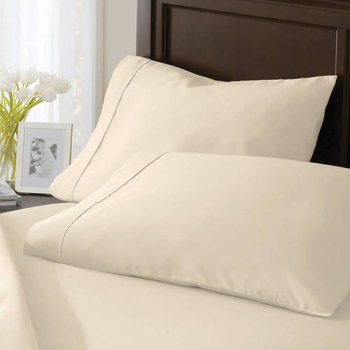Better Homes and Gardens 400 Thread Count Egyptian Cotton Pillowcase Set